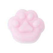 HS Mini Cat Claws Slow Rising Squishies Pink Squishy Cream Scented Kawaii Squishy Toys For Kids and Adults
