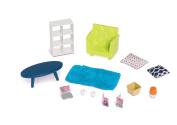 My Life As 08060 18cm Mini Living Room Set