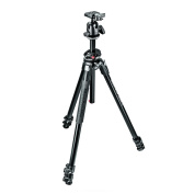 Manfrotto 290 Dual Aluminium 3 Section Tripod Kit with 496RC2 Ball Head