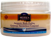 Aromatic Body Peeling - With Natural Oils & Dead Sea Salt - Apricot 250ml