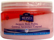 Aromatic Body Peeling - With Natural Oils & Dead Sea Salt - Passiflora 250ml