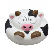 JoyJay Exquisite Colossal Squeeze Stress Reliever Soft Cartoon Cute Cow Doll Scented Slow Rising Toys Gift