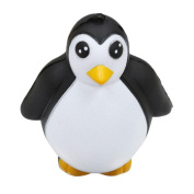 JoyJay Exquisite Colossal Squeeze Stress Reliever Soft Cartoon Penguin Doll Scented Slow Rising Toys Gift