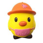 Spritumn Cartoon Chicken Baby Stress Relief Toy -- Squishy Slow Rising Jumbo Kawaii Cream Scented Soft Toy Squeeze Cure Toy Gift for Children Adults 13cm