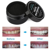 Samidy Teeth Whitening Powder Natural Organic Activated Charcoal Bamboo Toothpaste