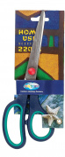 CENTRUM 220 mm Rubber Insert Scissor - Green