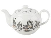 Alice In Wonderland Victoria Albert Museum Mini China Teapot