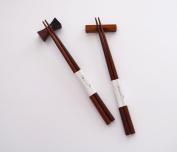 GuiXinWeiHeng 20pcs Pointy chopsticks wooden chopsticks chopsticks