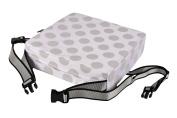 Baby Polar Gear Booster Cushion Grey Spot