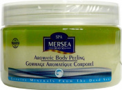 Aromatic Body Peeling - With Natural Oils & Dead Sea Salt - Grapefruit 250ml