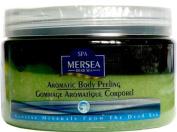 Aromatic Body Peeling - With Natural Oils & Dead Sea Salt - Lemon Grass 250ml