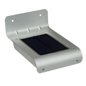 Solar Power Motion Sensor Garden Security Lamp Outdoor Waterproof Light 16LED