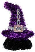 Witch Hat Tinsel Decoration