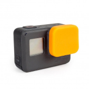 For Gopro Hero 5 Camera, Bescita Newest Soft Silicone Protective Lens Cap Case Cover