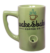The Original Wake and Bake Coffee Mug