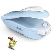 Bag Sealer Bags Heat Sealer for Plastic Food Potato Chip Bag, Mini Handheld Portable Resealer