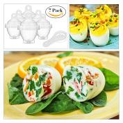Egg Cooker Premium PP Egg Boiler BPA Free FDA Approved Dishwasher Safe