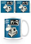 Doctor Who K9 Mug