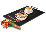 Serving Tray Made From SCHIFER Bed Tray/Breakfast Tray Slate