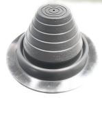 Metal Roof Pipe Boot (Grey)
