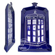 Doctor Who TARDIS Embossed Serving Platter