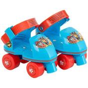 PAW PATROL QUAD ADJUSTABLE ROLLER SKATES FOR BEGINNERS KIDS CHILDREN OFFICIAL