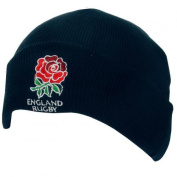 England RFU Official Rugby Gift Knitted Hat - A Great Christmas / Birthday Gift Idea For Men And Boys
