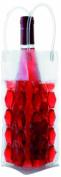 ibili 4-Sided Bottle Cooler Bag, Transparent, 25 x 10 cm