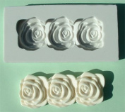 Rose Borders - Silicone Icing Moulds for Cake and Cupcake Decoration
