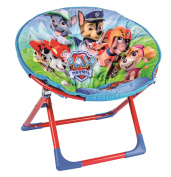 Paw Patrol Folding Moon Chair - Indoor and Outdoor use