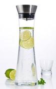 Gravidus Glass Water Carafe, 1 Litre