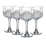 Pasabahce Timeless Pack of 4 Wine Glasses Gin & Tonic CL 55, 4 Units