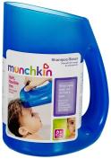 Baby Bath Soft Rim Shampoo Rinser Cup Jug Infant Bathtub Wash Shower Munchkin