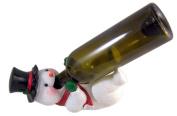 Spirit of Christmas Snowman Christmas Wine Bottle Holder
