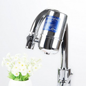 NeillieN Faucet filter, Drinking Water Filter, water purifier for kitchen, Chrome Finish, Faucet Mount Filter with Advanced Water Filtration(Drinking Water Filter)