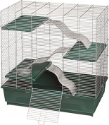 Kaytee My First Home Habitat Multi-Level for Exotics, 80cm by 46cm