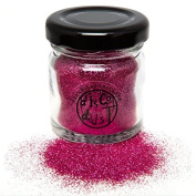 Cosmetic Gliltter 100% Biodegradable HOT PINK FINE MIX