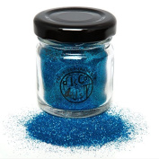 Cosmetic Gliltter 100% Biodegradable ELECTRIC BLUE FINE MIX