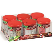 PORPORINA in Stars Christmas Decorations 1 Jar from 75/80