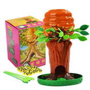 Honey Bee Tree Game,YUIOP Fun Parent-child Interactive Intellectual Toy Games for Kids Adults