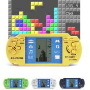 Hacloser Classic Tetris Handheld Games, Electronic LCD Vintage Brick Tetris Game Arcade Puzzle Toys