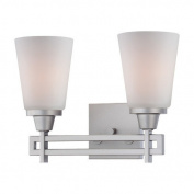 Philips Consumer Luminaire Wright 2 Light Vanity Light