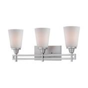 Thomas Wright Wall Lamp Matte Nickel 3x100W 120 TV0009117