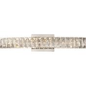 Quoizel Platinum Gala 60cm LED Vanity Light in Polished Chrome