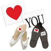 """'Sticker """"Love You Wedding Decoration Sticker"""