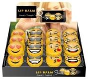 "Lot of 24 Lip Balms ""Emoticons"" - Details Weddings and Communions Favours Favour - Lip Gloss, Lipgloss, Cheap Lip Balms Weddings Chiledrens, Birthday"