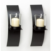 Western Outpost - MOD-ART CANDLE SCONCE DUO