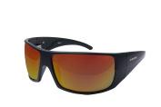 OceanGlasses - Brasilman - Polarised Sunglasses - Frame : Matt Black - Lens