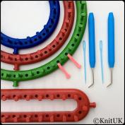 Knitting Loom Assortment Set of 4