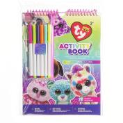 Beanie Boos Activity Book-
